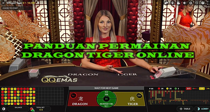 Panduan Bermain Dragon Tiger Casino Online